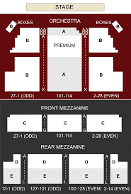 Majestic Theatre New York City Seating Chart Majestic Theater New York Ny Seating Chart Stage New