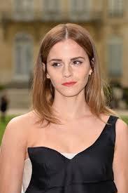 Emma Watson Hair Style watson christian dior fashion show during paris fashion week 5909 by wearticles.com