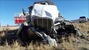 Suspected DUI Head-On Collision Kills 6 On Utah Highway - News 9