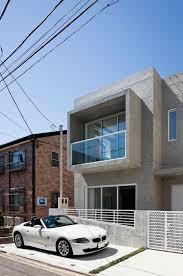 Modern Japanese Houses Modern Zen Design House In Tokyo Japan