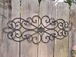Black Iron Wall Decor Blinds Decor Bright Wrought Iron Decor Ideas To Enhance The