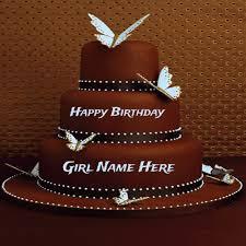 100 Birthday Wishes Name Editing Amazing Bday Wishes Cake Image