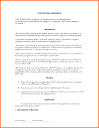 Intellectual Property Contract Template Intellectual Property ...