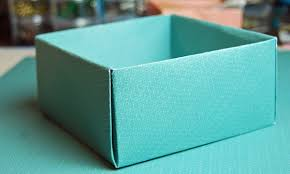 how to make girly things out of paper how to make a cute box with paper diy paper box for small things