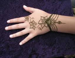 Small Picture 58 Simple Mehndi Designs that are Awesome Super Easy to Try Now