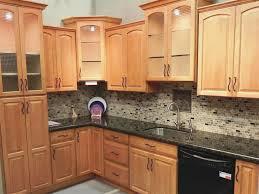 kitchen colors with light oak cabinets new refinishing honey oak