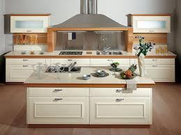 modern kitchen design ideas with white countertop