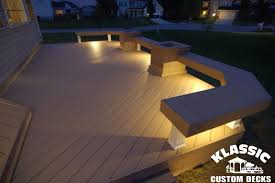 deck lighting. Enhance The Beauty And Functionality Of Your Deck With Lighting. When Sun Goes Down Lighting Add Elegance Ambiance To Outdoor Space. P