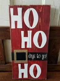countdown diy wood crafts pallets pallet wood signs