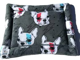 french bulldog bed kennel mat dogs small pet puppy boston terrier bedding baby pads crate beds
