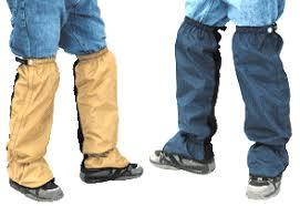 garden gaiters outdoor legwear protection