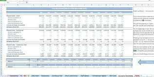 Forecasting Spreadsheet Revenue Forecasting Template Atlasapp Co