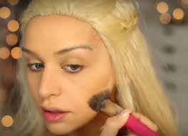 chanel perfection lumiere 40 khaleesi game of thrones makeup tutorial check it