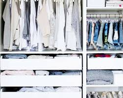25 easy ideas for organizing your closet