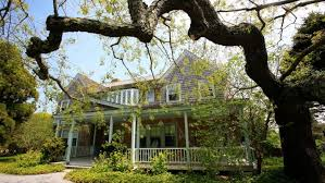 the historic grey gardens estate in east hampton n y made famous in a 1975 doentary by albert and david maysles is up for