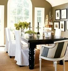 striped dining chairs room end leather