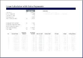 Variable Rate Mortgage Calculator Excel Cool Home Loan On For ...