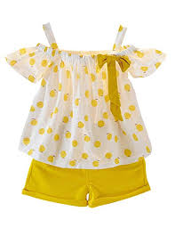 Baby Clothing Kids Summer Clothes Girls Flower ... - Amazon.com