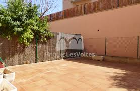 House With Basement Garage And Yard Sale In Palafrugell In Front - House with basement garage