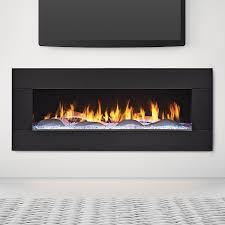 heat glo primo 60 heat glo primo black granite surround and interior