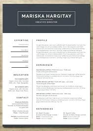 Resume Templates For Wordpad Delectable Resume Templates Marketing One Page R Sum Site By Tricks E Cv