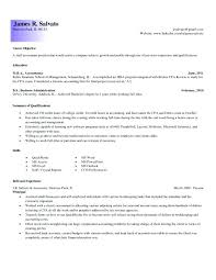 Accounting Resumes Samples Custom Entry Level Accounting Resume Sample Pinktoursco