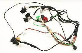 rh front door wiring harness passenger audi a s b genuine