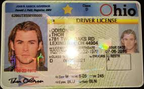 Scannable Id License Ids oh Fake Ohio Drivers Idviking - Best