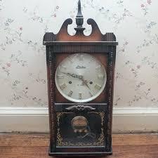 linden pendulum wall clock linden wall clocks 31 day linden pendulum wall clock