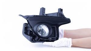 2006 Toyota Highlander Fog Light Kit Clear Bumper Fog Light Assembly Lamp For 2014 2015 2016 Toyota Highlander Review Partsam Youtube
