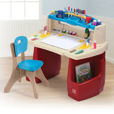 roll over image to zoom larger image step2 deluxe art master desk