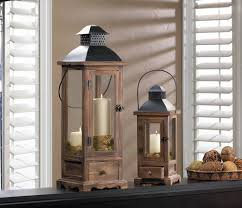 large mount vernon wooden lantern wholesale at koehler home decor