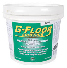 garage floor pressure sensitive adhesive