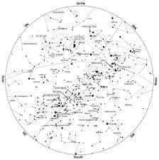 Star Charts For Southern Hemisphere April 2016 Night Sky Guide Transcript And Sky Chart