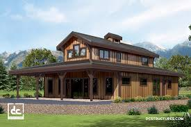 DC Structures' simplified design process involves working closely with our  project management team to select a barn home kit model, modify it to suit  the ...
