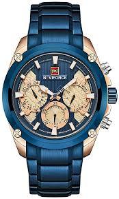 NAVIFORCE Top Luxury Brand Fashion Sport Quartz ... - Amazon.com