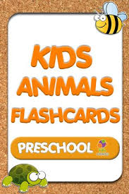 NOTE Thursday, May 25th, 2017 - Animal flashcards