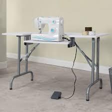 foldable office desk. DESCRIPTION FOR Foldable Sewing Table Office Desk B