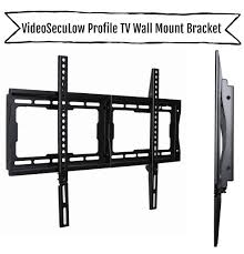 low profile tv wall mount