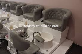 Bomacy2016 Foshan Double Bench Spa Pedicure Chair For Foot Pedicure Bench For Sale