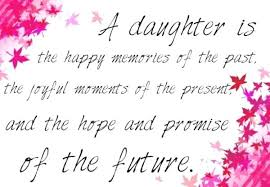 Happy Birthday Quotes For Daughter Beauteous Birthday Quotes For A Daughter Feat Happy Birthday Quotes For A