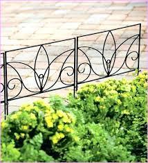 decorative metal garden fencing decorative garden stones home design ideas decorative metal garden fencing decorative garden