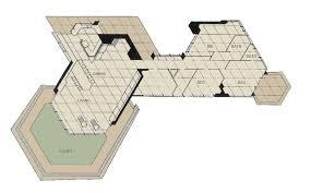 Frank Lloyd Wright Usonian Automatic For The People  The Tracy Frank Lloyd Wright Floor Plan