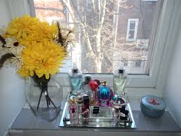 How To Decorate Perfume Bottles how to decorate with perfume bottles Her Philly 43