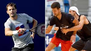 Plus tennis tv is also available to stream tennis on your tv on apple tv. Us Open 2020 Grigor Dimitrov Explains Coronavirus Ordeal