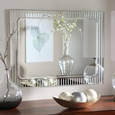 Bathroom Mirror Ideas Long Horizontal Handle Frameless Portrait ...