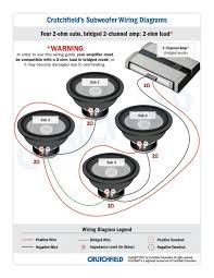 subwoofer wiring diagrams with diagram sonic electronix gooddy org 1 Ohm Wiring-Diagram subwoofer wiring diagrams with diagram sonic electronix gooddy org best of dual 1 ohm