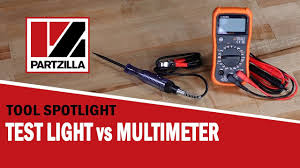 Test Light Multimeter Test Light Vs Multimeter Partzilla Com