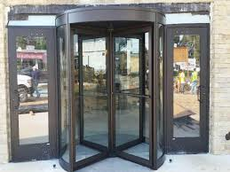 j newton offers automatic manual and security revolving doors in a wide selection of finishes diameters door wing configurations glazing options