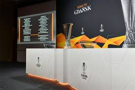 Here are all the details you need to know about the next stage of the competition. Uefa Europa League Last 32 Draw Manchester United Face Real Sociedad Benfica Test For Arsenal